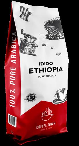 Арабика Эфиопия Йоргачифф Идидо