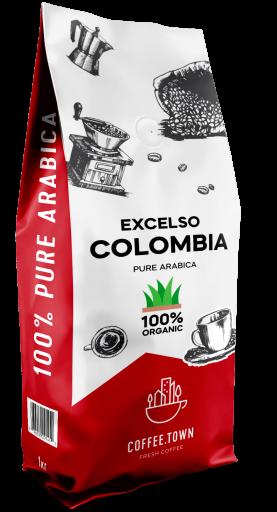 Арабика Колумбия Органик Tolima