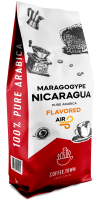 Ароматизированный кофе Никарагуа Марагоджип