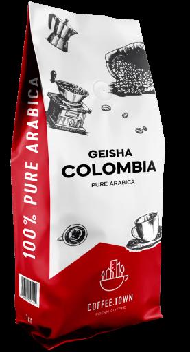 Арабика Колумбия Гейша