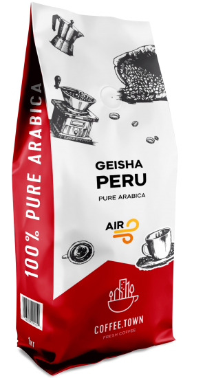 Арабика Перу Гейша