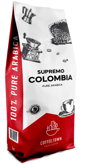 Колумбия Супремо Уила