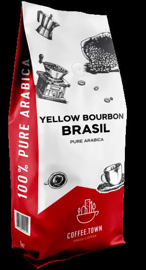 Бразилия Желтый Бурбон